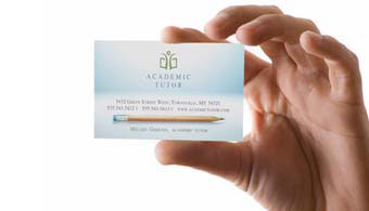 Best business cards online Metropolitan Digial